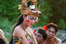 Bali / Bali is an island and province of Indonesia. The island is home to most of Indonesia's Hindu minority and is the country's largest tourist destination. / by Zipporah Goldfarb