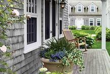 Curb Appeal / Ideas for making your yard pop!