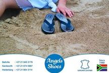 #Sandals / Keeping you cool and comfy but stylish all at once. Visit your nearest #AngelsShoes branch for your perfect #Sandal.