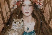 Women & Owls / ART