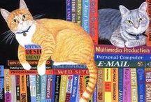 My A B C  1 / A = ART ....  B = Books ..... C = Cats