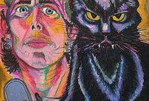 Men & cats 1 / ART