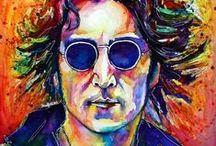 John Lennon 1 / 9. October 1940 - 8. december 1980