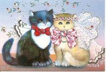 Cats + Love 1 / ART
