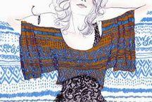 Fashion illustrations 1