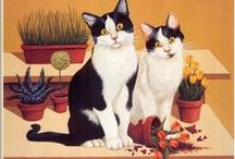 Cat Art ... Cute & Funny 2 / ART