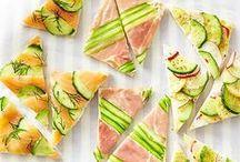 Geometric food