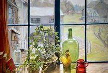 By the Window 1 / ART