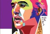 Elvis Presley 1 / 8. January 1935 - 16. August 1977