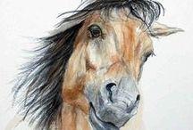 Horses in Art 1 / ART