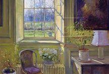 By the Window 2 / ART