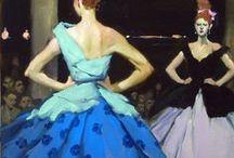Dresses in Art 1 / ART