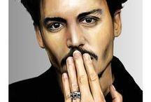 Johnny Depp 1 / ART