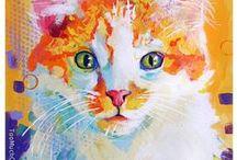 Cat Art 5 / ART