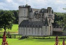 Scotland - Szkocja / Architektura ze  Szkocji (Scotland).