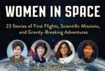 Women in Space / Women who have been pioneers in space travel, from any country (USA/NASA Astronauts, Russian Cosmonauts, etc.) / by NASA/N.C. Space Grant