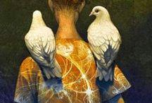 People & Birds 1 / ART