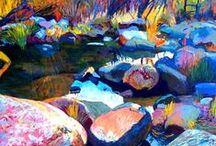 Colourful Art 1 / ART