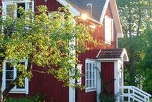 Sweden / I especially love the countryside and landscapes of Sweden!