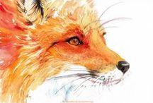 Fox in Art 2 / ART