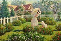 In the Garden 2 / ART