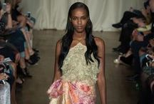 NYFW Spring 2015 / The best looks from New York Fashion Week Spring 2015....by our fave female designers. We're keeping a close eye on runway diversity in these shows as well, be sure to check out our observations in the pins!