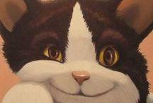 Cat Faces 3 / ART