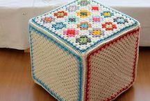 Crochet - grannysquares