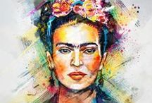 Frida Kahlo  1 / 6.Juli 1907 - 13.Juli 1954