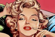 Marilyn Monroe 4 / 1.Juni 1926 - 5.August 1962