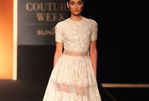 Best of Bridal collection 2015 from Indian fashion weeks / Wedding Inspiration for lehengas and saris from the Winter 2015 collections of Lakme Fashion Week, India Couture Week & Bridal India Fashion Week. Bridelan - a personal shopper & styling services for Indian  or Indian-origin brides & grooms. Website www.bridelan.com emails - info.bridelan@gmail.com & team.bridelan@gmail.com