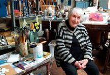 Mary Fedden / 14. August 1915 - 22. Juni 2012