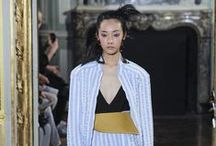PFW Spring 2016 / All the very vest of the Spring '16 collections by female designers showing at Paris Fashion Week. Keep an eye out for our notes in the diversity of the runways or lookbooks presented!
