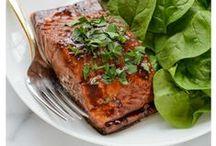 Cooking / Erilaisia ruokia kokeiltavaksi