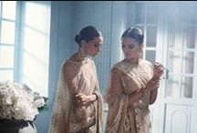 Tarun Tahiliani Bridal Lehengas & Groomswear / Tarun Tahiliani is an Indian veteran Bridal couture designer. His designs revolve around a well-crafted combination of embroideries - chikankari, zardozi and are adorned with Swarovski crystals, sequins and semi-precious stones. His 2015 bridal collection is glamorous and elegance at once. Bridelan, India - A Personal Shopper & Stylist for Weddings. To shop his collection or to book a personal appointment at his atelier, get in touch with us info.bridelan@gmail.com website www.bridelan.com