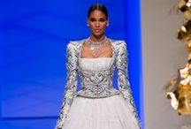 Couture Spring 2016 / So happy to see a few more female designers showing Couture collections this season! The Couture shows feature so few female designers in general, which is why we only pin our fave lady designers. We're keeping a close eye on runway diversity in these shows as well (just like we do for these boards) More on fashion and feminism at The Closet Feminist here: http://www.theclosetfeminist.ca/