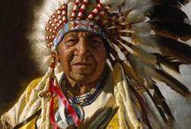 Indians in Art / ART
