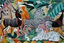 Animals in Art 3 / ART