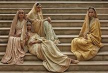 Saris by Sabyasachi - Bridal & Trousseau / Few Indian designers have furthered the cause of 'The Sari' as passionately as Sabyasachi Mukherjee. Just when every young girl thought the sari was a passé, the designer gave everything 'traditional' a cool and aspirational spin. Find the most recent – and the rarest – Sabyasachi saris with Bridelan, a personal shopper and styling consultancy for Indian weddings. Website: www.bridelan.com