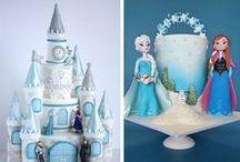 decoratie taarten / ideeen voor taarten te versieren