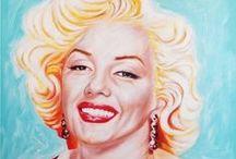 Marilyn Monroe 5 / ART