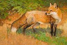 Fox in Art 4 / ART