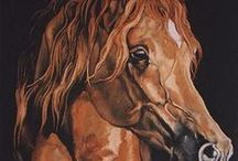 Horses in Art 2 / ART