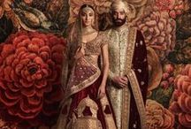Sabyasachi Bridal Collection June/July 2016 / Are you looking at buying your dream Sabyasachi lehenga but don't have time to visit India? We've got his June & July 2016 campaign all covered on our Pinterest. Pick from traditional embroideries for wedding,  to bohemian style for Mehndi and vintage glamour for reception. Bridelan - Personal shopper and style consultants for Indian / NRI weddings, website www.bridelan.com