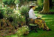 In the Garden 3 / ART