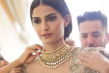 Wedding Chokers - All The Rage / Globally, chokers are trending. As trend watchers (yes, you heard it here first), this trend is going to percolate into the Indian bridal jewellery scene pretty soon. In India, chokers have always been a classic bestseller, especially among the brides. Browse from an array of polki (uncut) diamonds, emeralds and different choker styles. Bridelan - Personal Shoppers, Style & Luxury Consultants for Indian/NRI weddings. Website www.bridelan.com