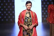 Swati Vijaivargie Lakme Fashion Week Winter Festive 2016 / Swati Vijaivargie is known for her love for vibrant colours and unique textiles, which shape her designs. Watch out for her new palette and compilation of different forms of embroidery. Bridelan - Personal shopper & style consultants for Indian/NRI weddings, website www.bridelan.com