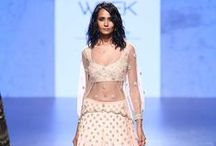 Payal Singhal Lakme Fashion Week 2016 / Minimalism is Payal Singhal's strong suit. She's a favourite of a type of modern bride who's not afraid of 'subtracting' than adding. Her work is versatile in a way that it decidedly becomes a new classic over time, thus increasing the chances of wearability. She strikes the perfect balance of being rooted in Indian soil with a Western sensibility. Bridelan - Personal Shopper, Stylists, Luxury Consultants for Indian/NRI Weddings. Website www.bridelan.com