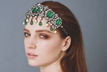 Emeralds Jewellery Inspiration for Indian Weddings / Indian women are connoisseurs of jewellery. Our jewellery culture is diverse and unique: gold, diamonds and coloured gemstones, you name it. Of all, emeralds have always topped the list as elite India's favourite gemstone, especially at the Big Fat Indian wedding. Bridelan helps you buy and style emeralds for your special day. We are personal shoppers, luxury consultants and jewellery experts for Indian/NRI Weddings. Website: www.bridelan.com