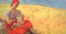 Mother & Child 3 / ART